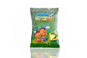 Каша «Ням-Ням» 2 злаки швидкого приготування  дитяче харчування для дітей віком від 6-ти місяців, 150 г